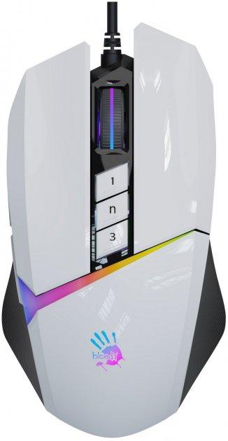 Мышь Bloody W60 Max USB Panda White (4711421955133) - изображение 1