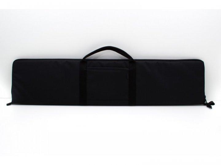 Чохол для помпової рушниці прямокутний 110 * 25 см чорний (5254) - зображення 1