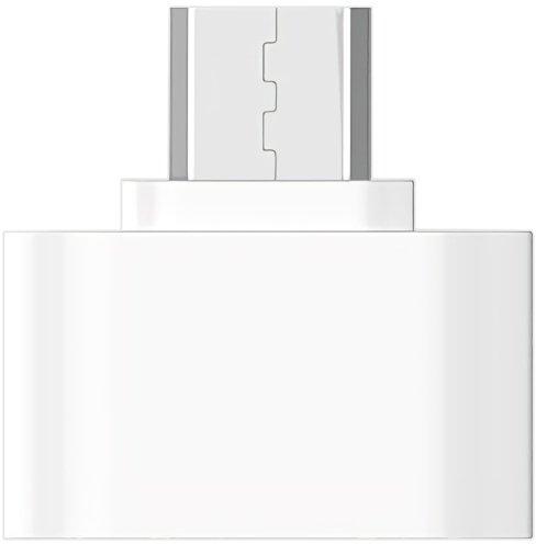 Адаптер до кабелю XOKO AC-050 USB — Micro USB білий - зображення 1