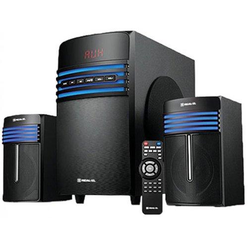Акустична система REAL-EL M-540 black (EL121300003) - зображення 1
