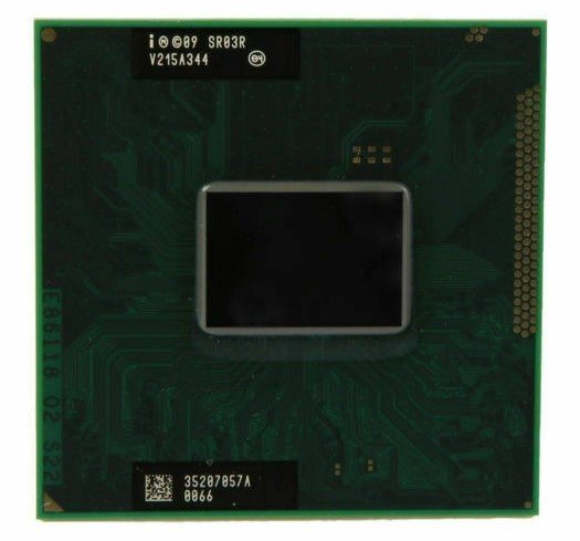Процесор Intel Core i7 2640M 3.5 ГГц - зображення 1