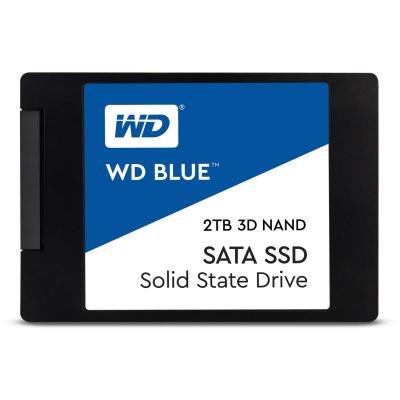 "Накопичувач SSD 2.5"" 2TB Western Digital (WDS200T2B0A) - зображення 1"