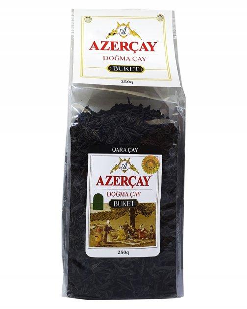 Чай черный Азерчай Букет 250 г в мягкой упаковке (756) - изображение 1