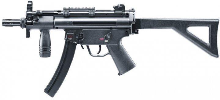 Пневматичний пістолет-кулемет Umarex Heckler & Koch MP5 K-PDW Blowback (5.8159) - зображення 1