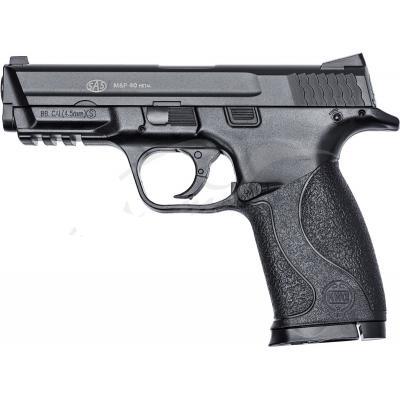 Пневматичний пістолет SAS MP-40 Metal 4,5 мм (AAKCMD481AZB) - зображення 1