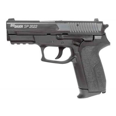 Пневматичний пістолет SAS Pro 2022 Metal 4,5 мм (AAKCMD471AZB) - зображення 1