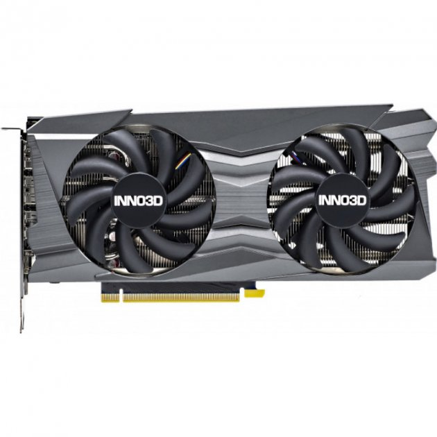 Відеокарта INNO3D GeForce RTX 3060 Twin X2 OC (N30602-12D6X-11902120) - зображення 1