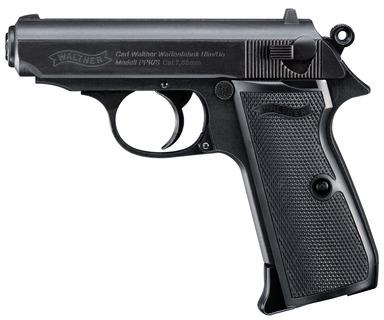 Пневматичний пістолет Umarex Walther PPK/S Blowback (5.8315) - зображення 1