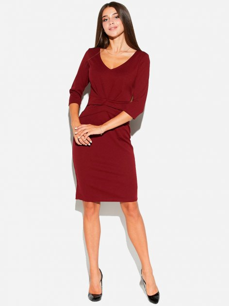 Платье Karree Монин P1653M5212 S Марсала (karree100010692) - изображение 1