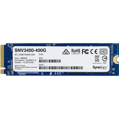 Накопичувач SSD M. 2 2280 400GB Synology (SNV3400-400G) - зображення 1