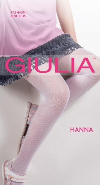 Колготки Giulia Hanna (1) 40 Den 116/122 см Panna (4820040277820) - изображение 1