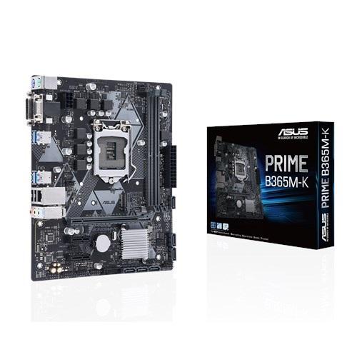 Материнська плата Asus Prime B365M-K Socket 1151 - зображення 1