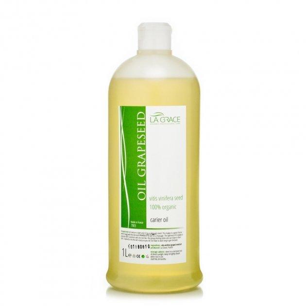 Массажное масло La Grace Виноградных Косточек 1000 мл (6016719) - изображение 1
