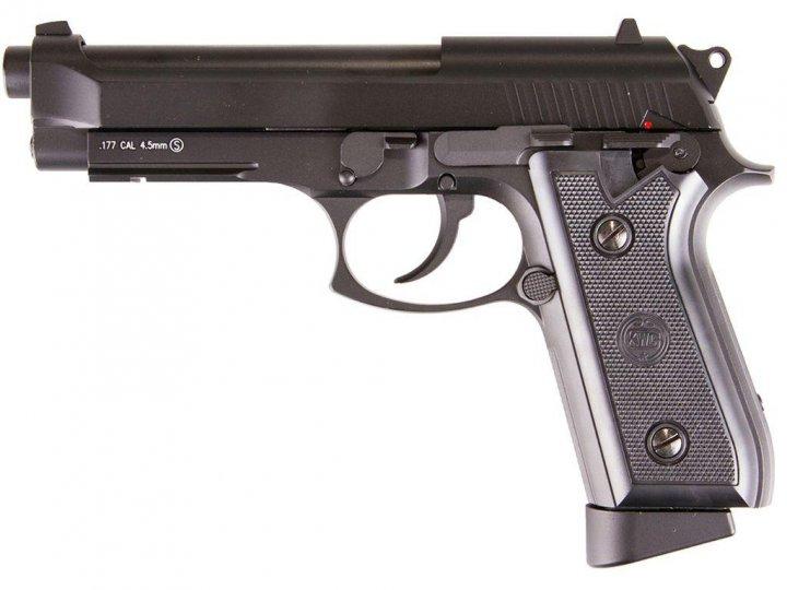 Пневматический пистолет KWC KMB 15 Blowback - изображение 1