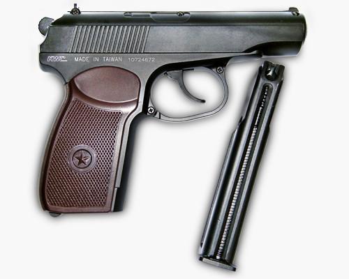 Пневматический пистолет KWC Makarov PM ( KM44DHN ) - изображение 1