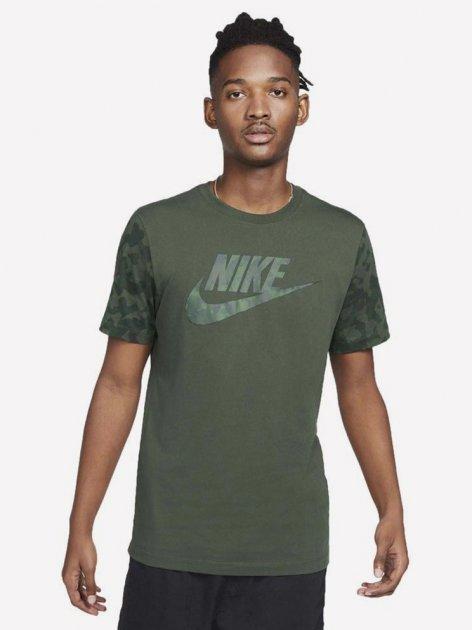 Футболка Nike M Nsw Tee Futura Club Fill DA0325-337 S (194502426809) - изображение 1