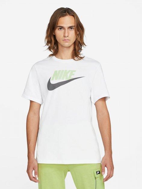 Футболка Nike M Nsw Tee Alt Brand Mark 12Mo DB6523-100 L (194502455076) - изображение 1