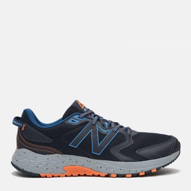 Кросівки New Balance MT410LN7 39 (7) 25 см Сині (195173053837) - зображення 1