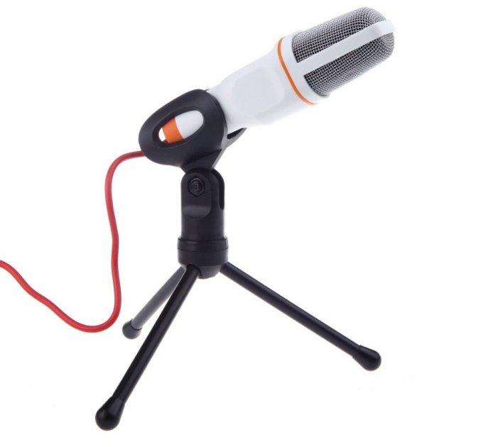Микрофон SF-666 Белый - изображение 1
