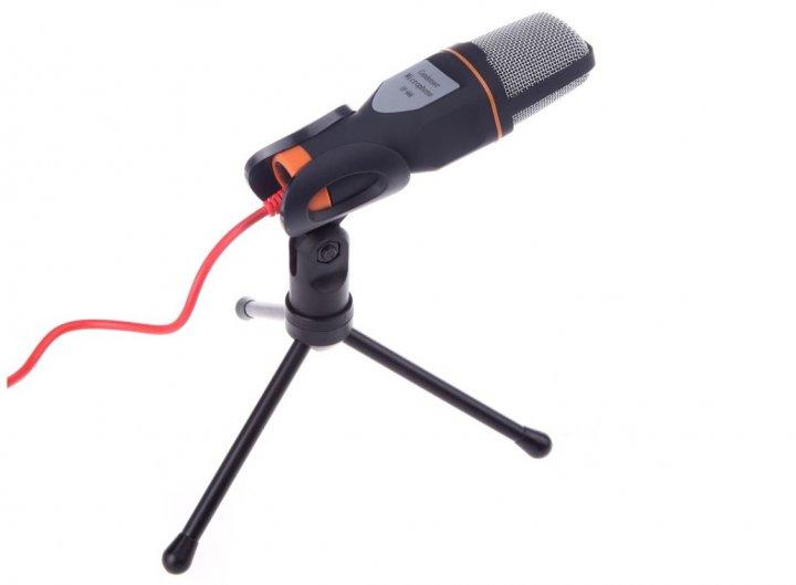 Микрофон SF-666 Чёрный - изображение 1