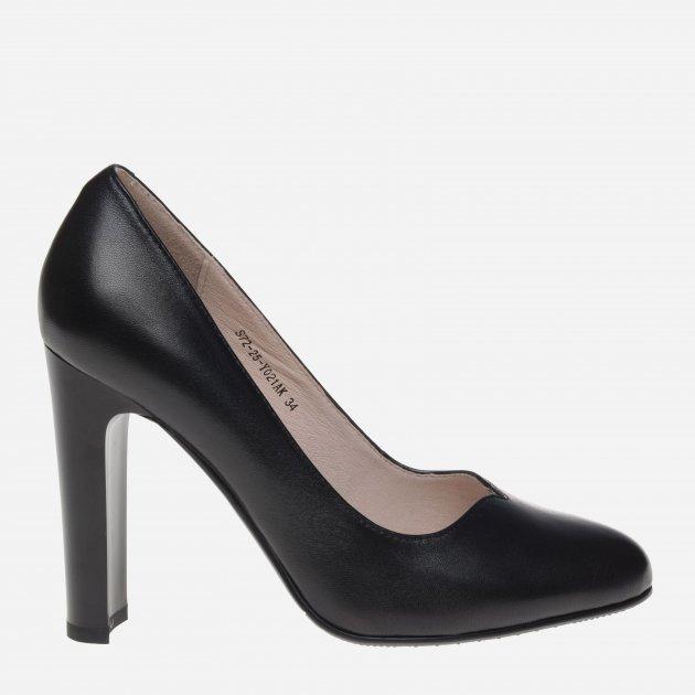 Туфли Blizzarini S72-25-Y021AK м. р. 35 22.5 см Черные (B2000000471839) - изображение 1
