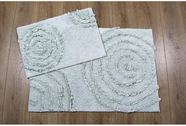 Набор ковриков Irya Capri 60х90, 40х60 Aqua (svt-2000022225939) - изображение 1