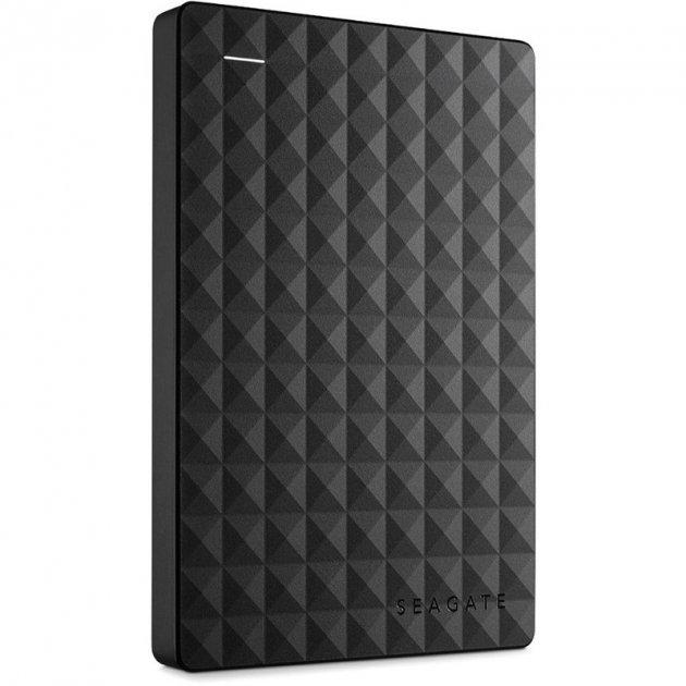 Накопичувач Seagate Expansion 500GB 2.5 USB 3.0 Black (STEA500400) - зображення 1