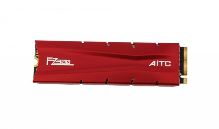 SSD Диск 128Gb M.2 AITC AIFZ300M128 FZ300 SSD NVMe 2280 PCIe Gen3.0 x4 (770008597) - изображение 1