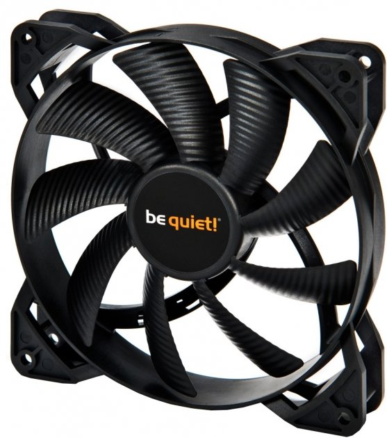 Кулер be quiet! Pure Wings 2 PWM 120mm (BL039) - изображение 1