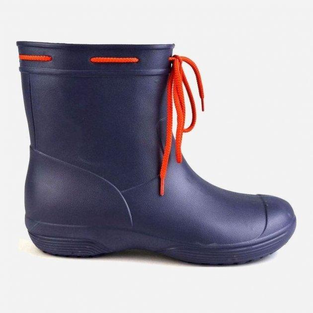 Гумові чоботи Jose Amorales 119200 37 (23.5 см) Темно-сині (2201192003703) - зображення 1