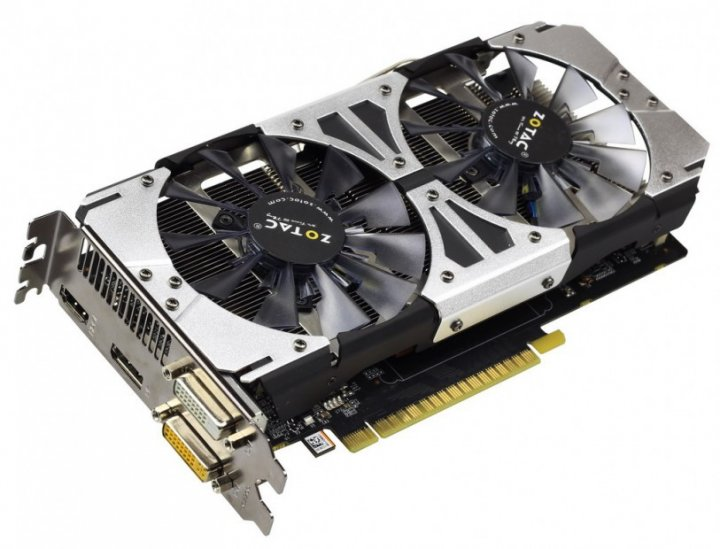 Відеокарта Zotac GTX750 1Gb DDR5 OEM Refurbished - изображение 1