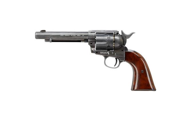 """Пістолет пневматичний Umarex Colt SAA .45-5.5"""" BB (5.8307) - зображення 1"""