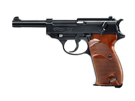 Пістолет пневматичний Umarex Walther P38 (5.8089) - зображення 1