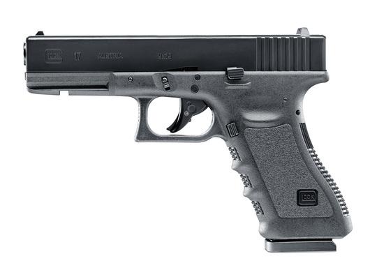 Пистолет пневматический Umarex Glock 17 (5.8361) - изображение 1