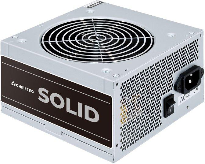 Chieftec Solid GPP-600S 600W - зображення 1