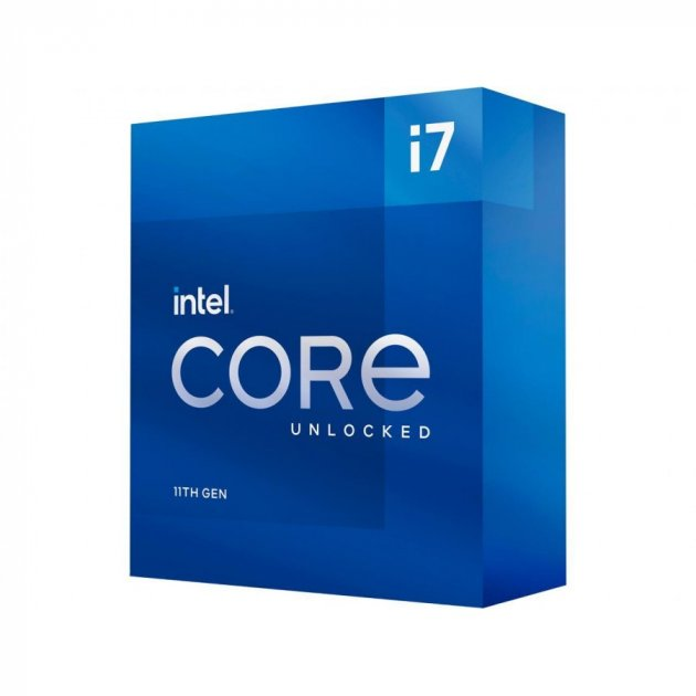 Процесор Intel Core i7 11700K 3.6 GHz (16MB, Rocket Lake, 95W, S1200) Box (BX8070811700K) - зображення 1