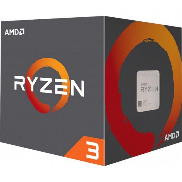Процесор AMD Ryzen 3 1200 (YD1200BBAFBOX) - зображення 1
