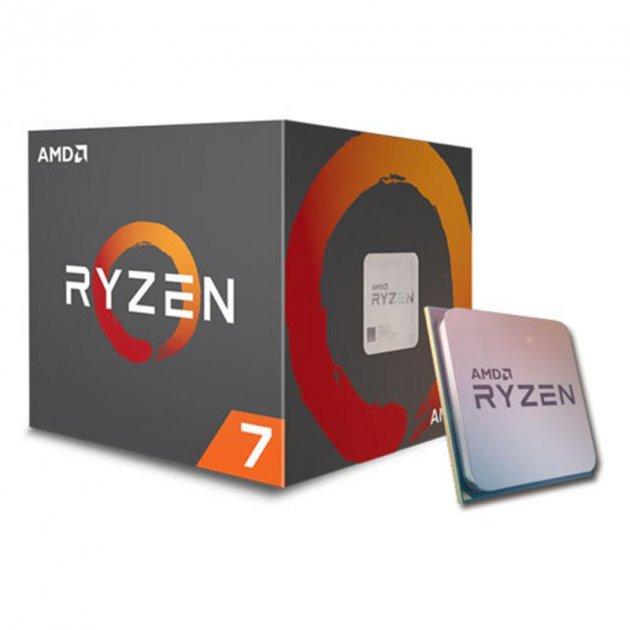 AMD Ryzen 7 1700X (3.4 GHz 16MB 95W AM4) Multipack (YD170XBCAEMPK) - зображення 1