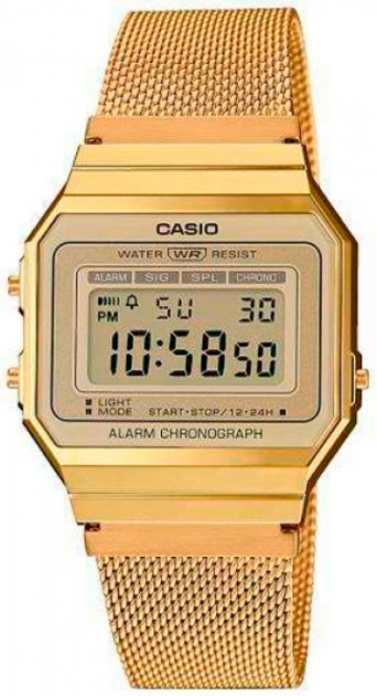 Мужские часы CASIO A700WEMG-9AEF - изображение 1