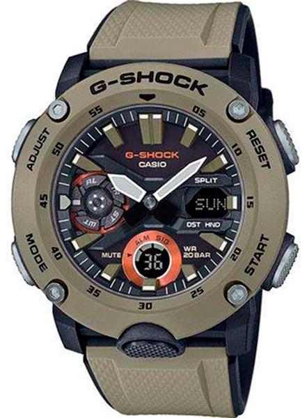 Мужские часы CASIO GA-2000-5AER - изображение 1
