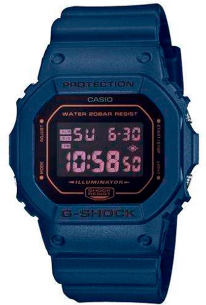 Мужские часы CASIO DW-5600BBM-2ER - изображение 1