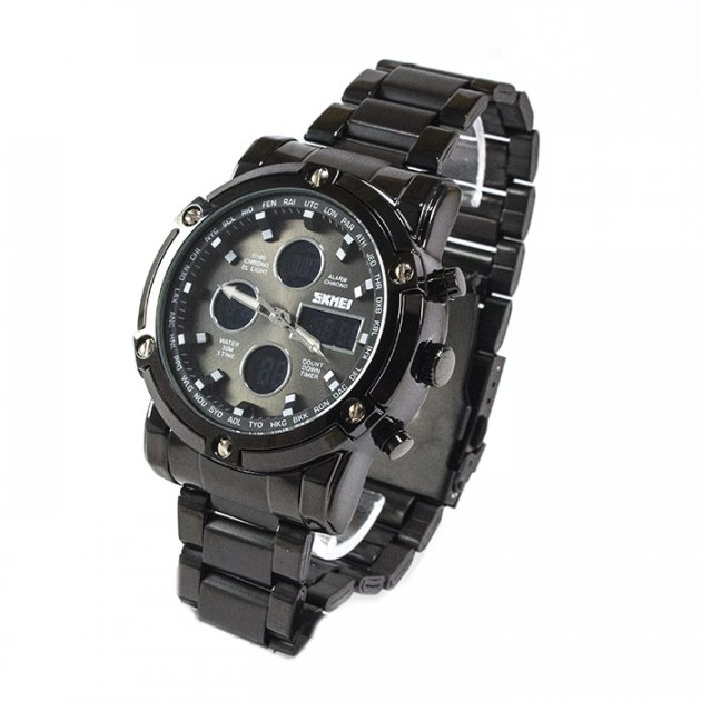 Часы Skmei 1389 Black - изображение 1