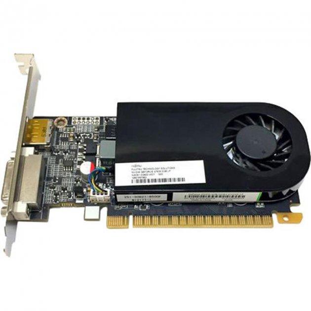 Видеокарта GF GT630 2GB DDR3 Fujitsu (299-2N249-G20FS) Refurbished - изображение 1