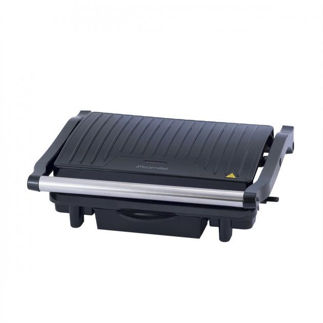 Гриль электрический Kamille с антипригарным покрытием 1500Вт KM-6703 - изображение 1