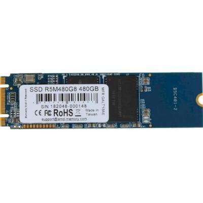 Накопичувач SSD M. 2 2280 480GB AMD (R5M480G8) - зображення 1