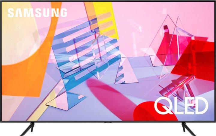 Телевизор Samsung QE58Q60TAUXUA - изображение 1