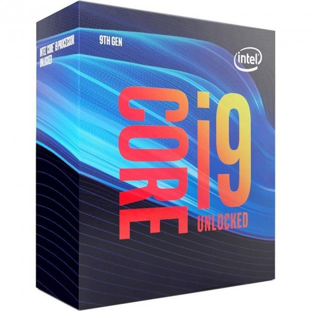 Процессор Intel Core i9 9900K 3.6GHz (16MB, Coffee Lake, 95W, S1151) Box (BX80684I99900K) no cooler - зображення 1