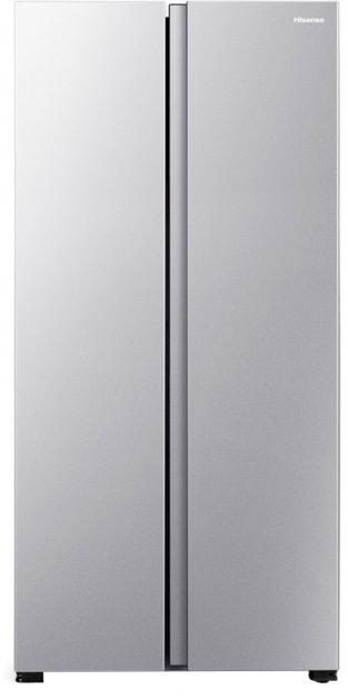 Side-by-side холодильник Hisense RS560N4AD1 - зображення 1