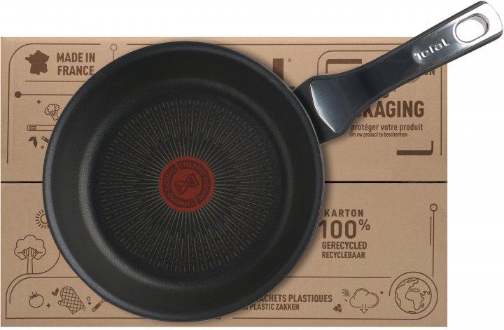 Сковорода Tefal Unlimited ON 20 см (G25902AZ) - изображение 1