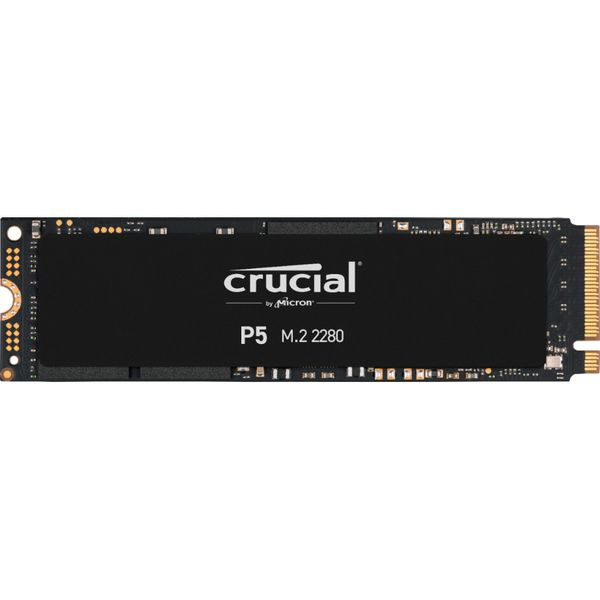 SSD Crucial P5 500 GB M. 2 2280 PCIe 3.0 x4 (CT500P5SSD8) - зображення 1